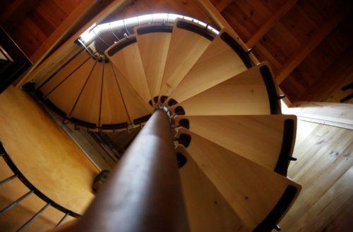 Escalier en colimaçon 2
